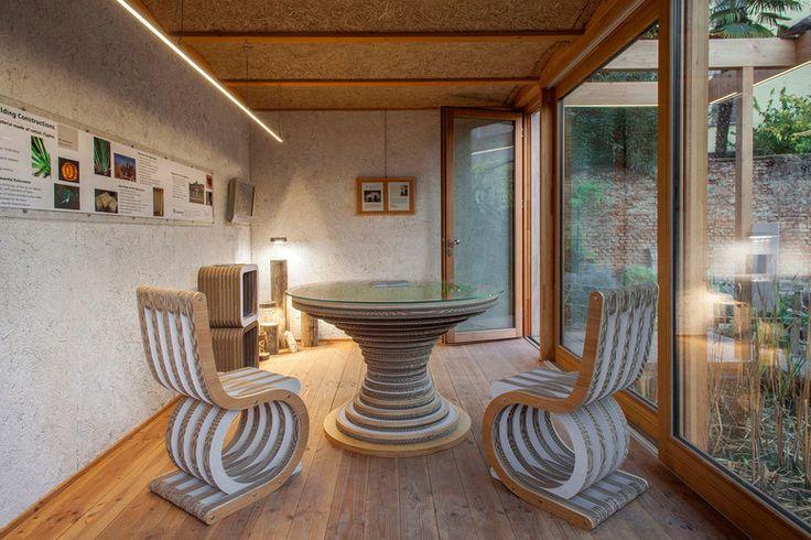 Typhahouse-Pavillion by Studio Bruno Franchi (Photo: © Piermario Ruggeri)