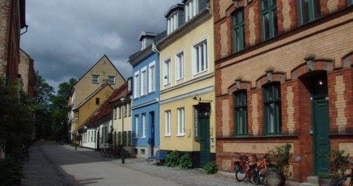 Gamla Väster in Malmo - Stay.com