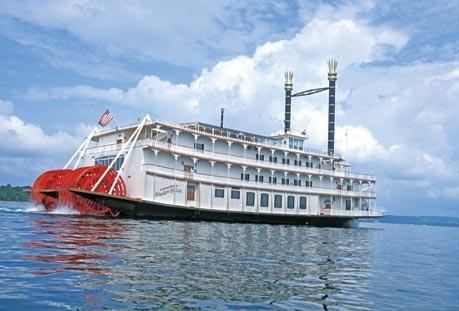 Branson, Missouri - We generally stay on Tablerock Lake!!