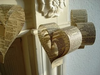 Decoration idea. Might just stick to (paper) flowers tho.