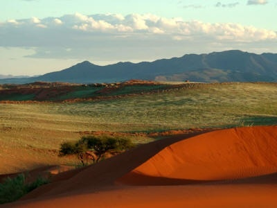 The beauty of Namibia is reflected not only in her scenery, but also in her people