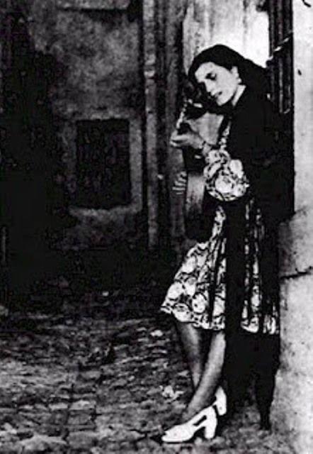 Amalia Rodrigues 1920-1999 Portuguese fado singer