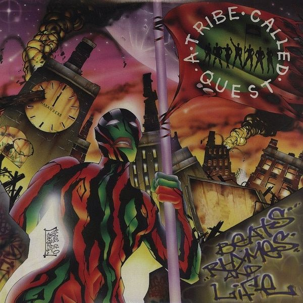 Tribe Called Quest - Beats, Rhymes & Life