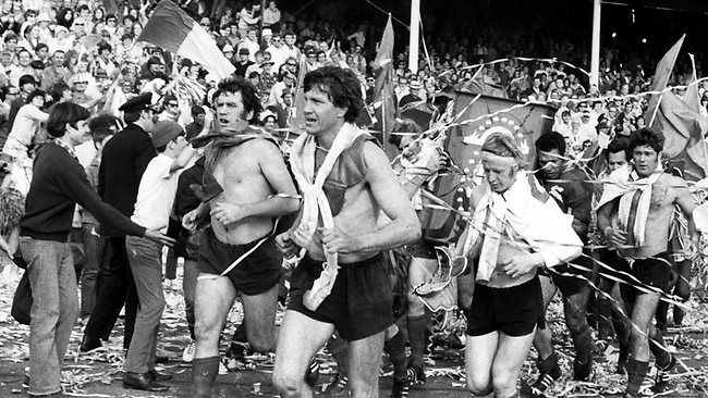 1971 Premiership Team