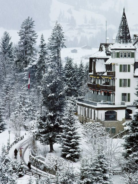 The wealthy residents of Gstaad, one of Europe's few remaining bastions of Old World refinement, are waging a war against newly minted billionaires determined to turn the idyllic mountain town into their own gaudy playground. But despite putting up a solid front, the locals are quaking in their fur-lined ski boots.  http://ikh.villas