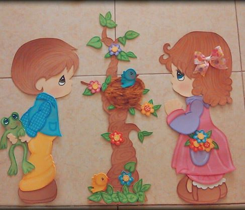 Decorado ni os decoraci n de aulas pinterest murales for Mural una familia chicana
