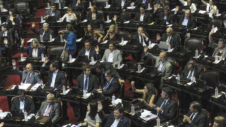 La Cámara de Diputados dio media sanción a la Emergencia Social