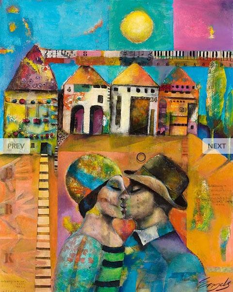 Hildas Happy Home by Astrid Engels