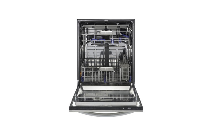 LG LDF8072ST: Fully Integrated Dishwasher with TrueSteam Generator and flexible EasyRack™ Plus System | LG USA