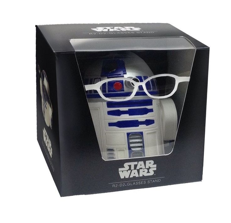 Star Wars R2-D2 Glasses Stand from Japan Spectacles Holder Storage Receive NEW