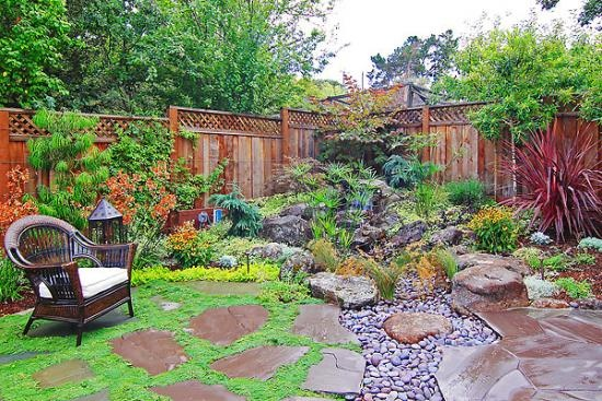 Garden Design: Garden Design With Frugal Landscaping Companies