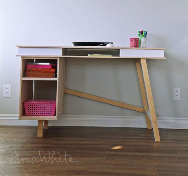 Ana White Build A Grhopper Base For Your Own Study Desk Free And Easy Diy Project Furniture Plans Sworklove Getbuilding2017
