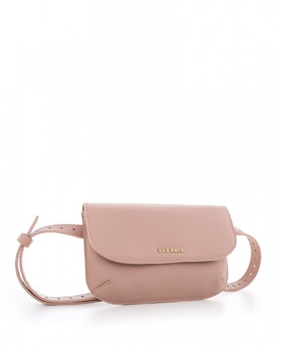 CN POUCH ROSE NAPPA