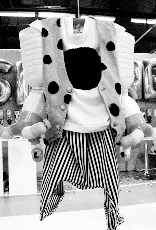 Trend report kindermode zomer 2014 | #playtimeparis & #kleinefabriek | black & white