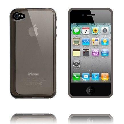 Nude (Grå) iPhone 4S Deksel