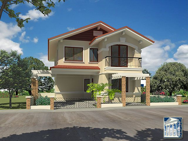 Google Image Result For  Http://www.jintudesigns.com/exterior Renderings Home3/philippine House  Design | Philippine Houses | Pinterest | Google Images, ...