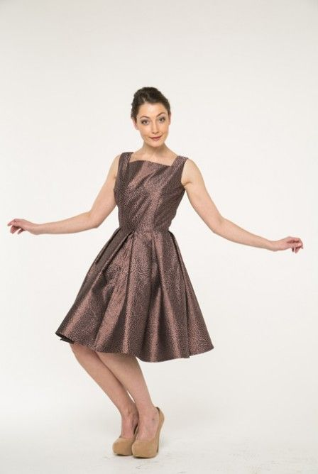 Vinta Definita dress. www.facebook.com/irishcouture