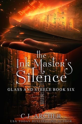 Pdf] free download the ink master's silence by c. J. Archer — steemkr.