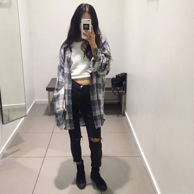 305 Best Images About Girl Korean Fashion On Pinterest
