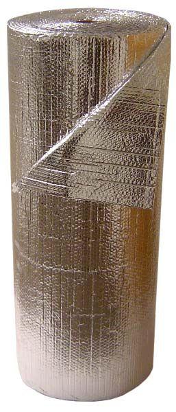 Double Bubble Insulation Foil Foil 4 X 125 500 Sq