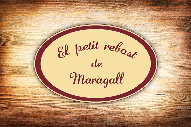 Diseño de logo El petit rebost de Maragall | Dolphin Tecnologías