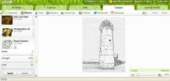 Photo Editing: How to Turn a Picture into a Coloring Page Using Picnik Free Photo Editor: Make Your Own Coloring Book