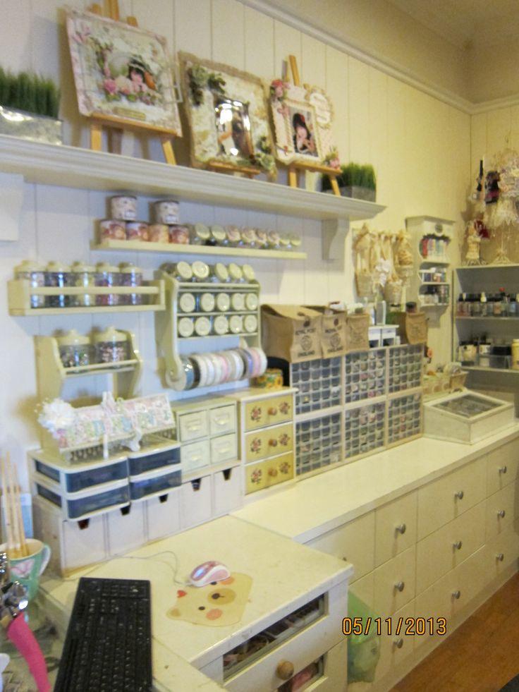 my craft room-2013