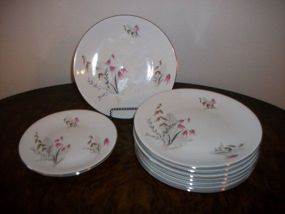 Royal Dutchess Fine China From Bavaria Germany By