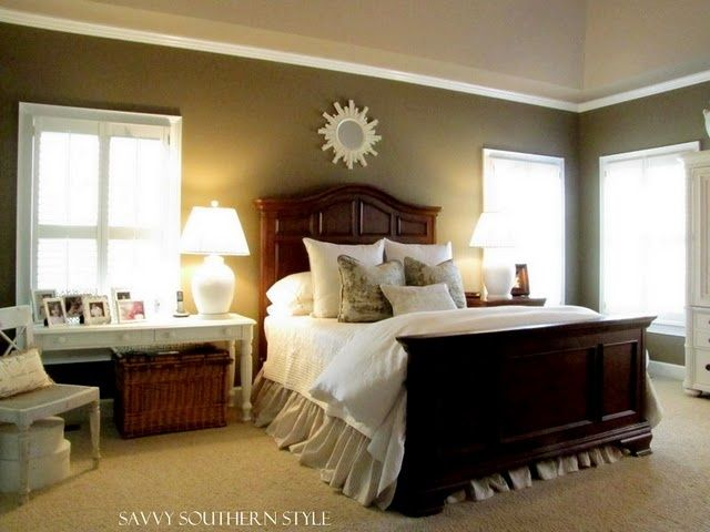Savvy Southern Style Bedroom
