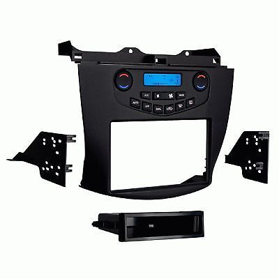 Dashboard Installation Kits: Metra 99-7803G 2003 2004 2005 2006 2007 Honda Accord Single Double Din Dash Kit BUY IT NOW ONLY: $198.82