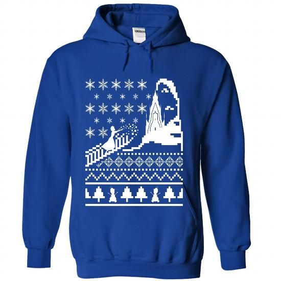 UGLY CHRISTMAS SWEATER The Cold Never Bothered Me Anyway T Shirts, Hoodies. Get it now ==► https://www.sunfrog.com/Christmas/UGLY-CHRISTMAS-SWEATER--The-Cold-Never-Bothered-Me-Anyway-5712-RoyalBlue-Hoodie.html?41382