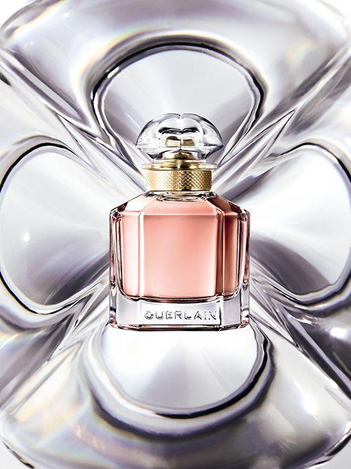 ゲラン、5年ぶり新フレグランス「モン ゲラン」アンジェリーナ・ジョリーを想わせる力強く優しい香り | ファッションプレス