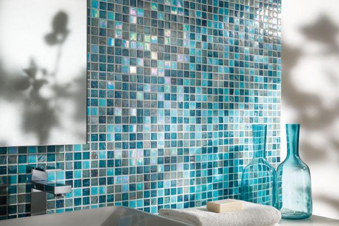 Oltre 1000 idee su bagno turchese su pinterest bagno - Bagno mosaico verde ...