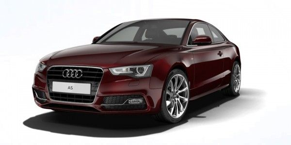 Audi A5 In Shiraz Red Metallic My2015 Guide Audi A5 Usa