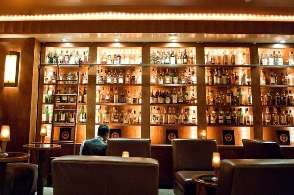 TriBeCa: Brandy Library- one of my absolute favorite bars in the city... 17 Of The Absolute Best Whiskey Bars In New York City