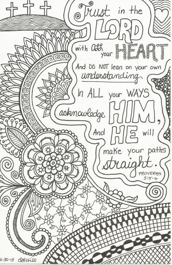 prayer journal coloring pages - photo#3