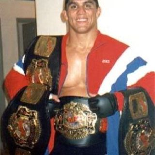 The Legend Frank Shamrock