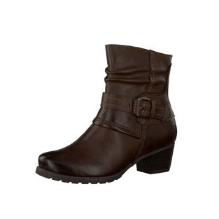 Marco Tozzi Plain Front Ankle Boot