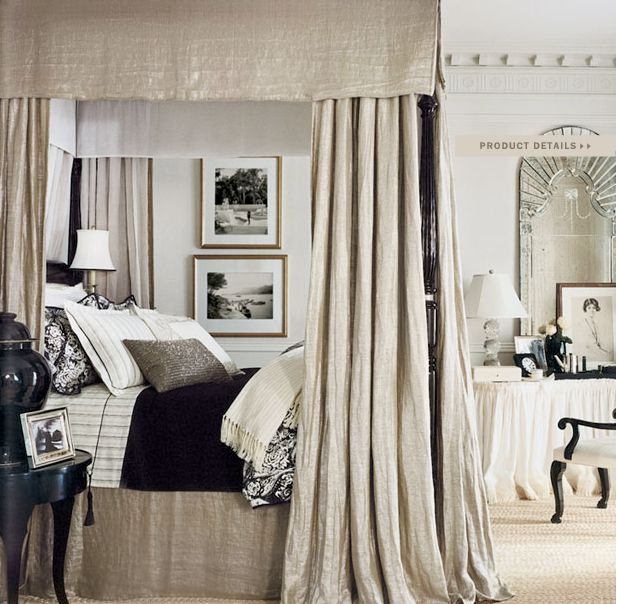 Modern elegance mixed with 1940s glamour | Home Base Decor