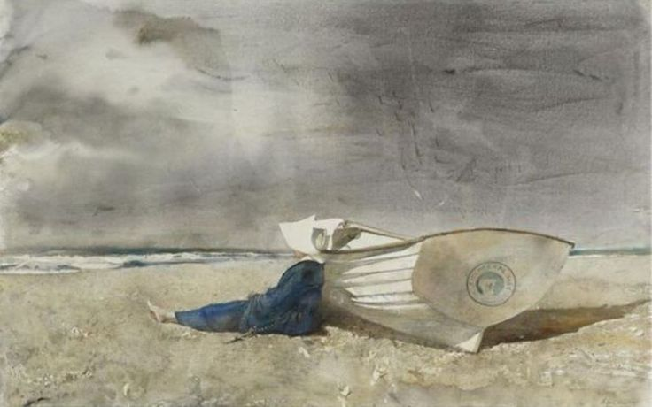Andrew Wyeth - Cape May