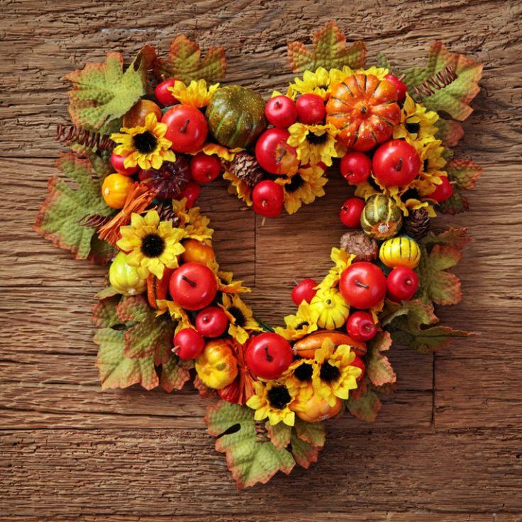 Beautiful Autumn Adornments