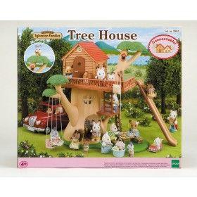 משפחת סילבניאן - בית על העץ 2882 sylvanian family