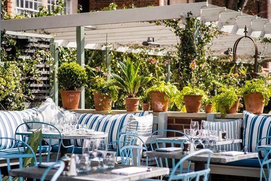London Outdoor Restaurants Bars Al Fresco Dining