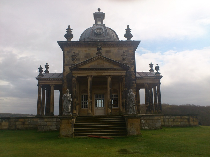 Temple of the Four Winds, Castle Howard, Yorkshire