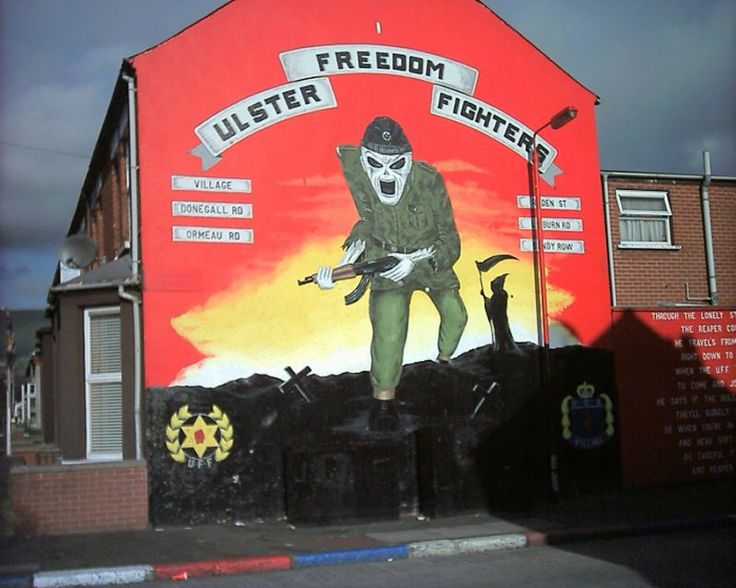 Northern ireland peace murals google search thesis for Mural ireland