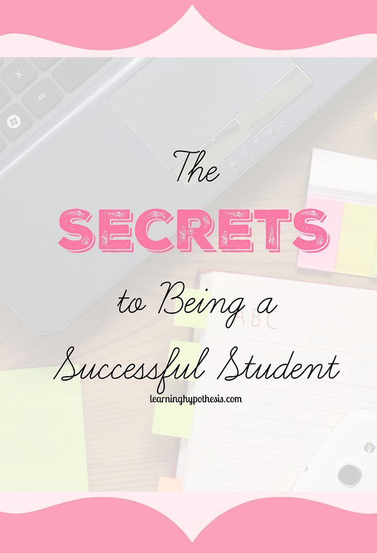 How to become a good student by learning how to study and the tools you need for success. + Happy Planner Giveaway