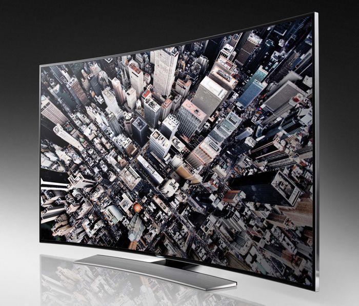 Samsung Curved Ultra HD TVs