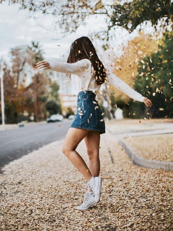 60+ Never Failed Chic Long Sleeve ang Mini Skirt Outfits Ideas