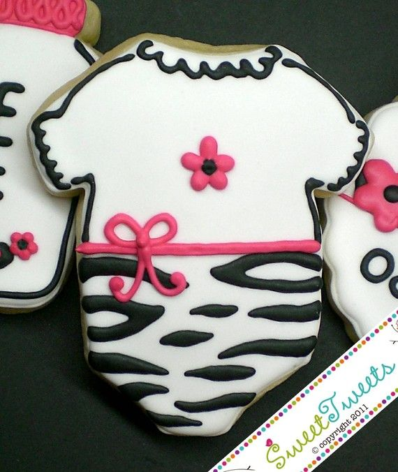 baby shower favors? Decorated cookies