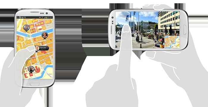 Nu har vår Androidapp blivit ännu bättre. Se var dina vänner checkat in, njut av sommarbilder i street view och håll koll på vem som ringer. https://play.google.com/store/apps/details?id=com.eniro